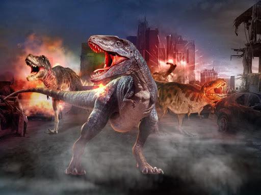 玩免費模擬APP|下載ビッグ恐竜シミュレータ:ハンター app不用錢|硬是要APP