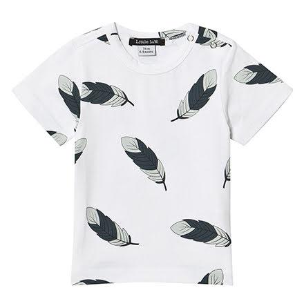 Little LuWi Feather T-shirt