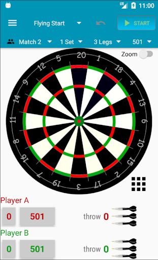 Darts Scorecard APK MOD screenshots 1