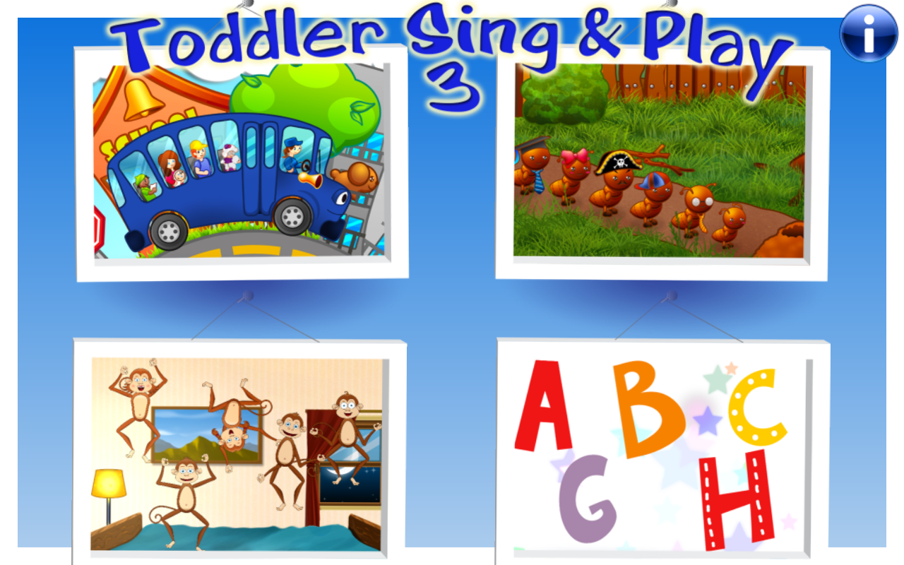 Toddler Sing and Play 3- screenshot