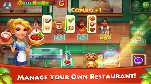 Cooking Town u2013 Restaurant Chef Game 1.7.0 screenshots 11