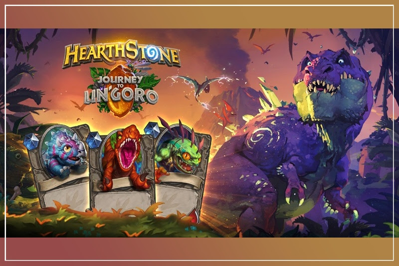 [Hearthstone] ออกเดินทางครั้งใหม่ในดินแดนแห่งบรรพกาล Journey to Un'Goro