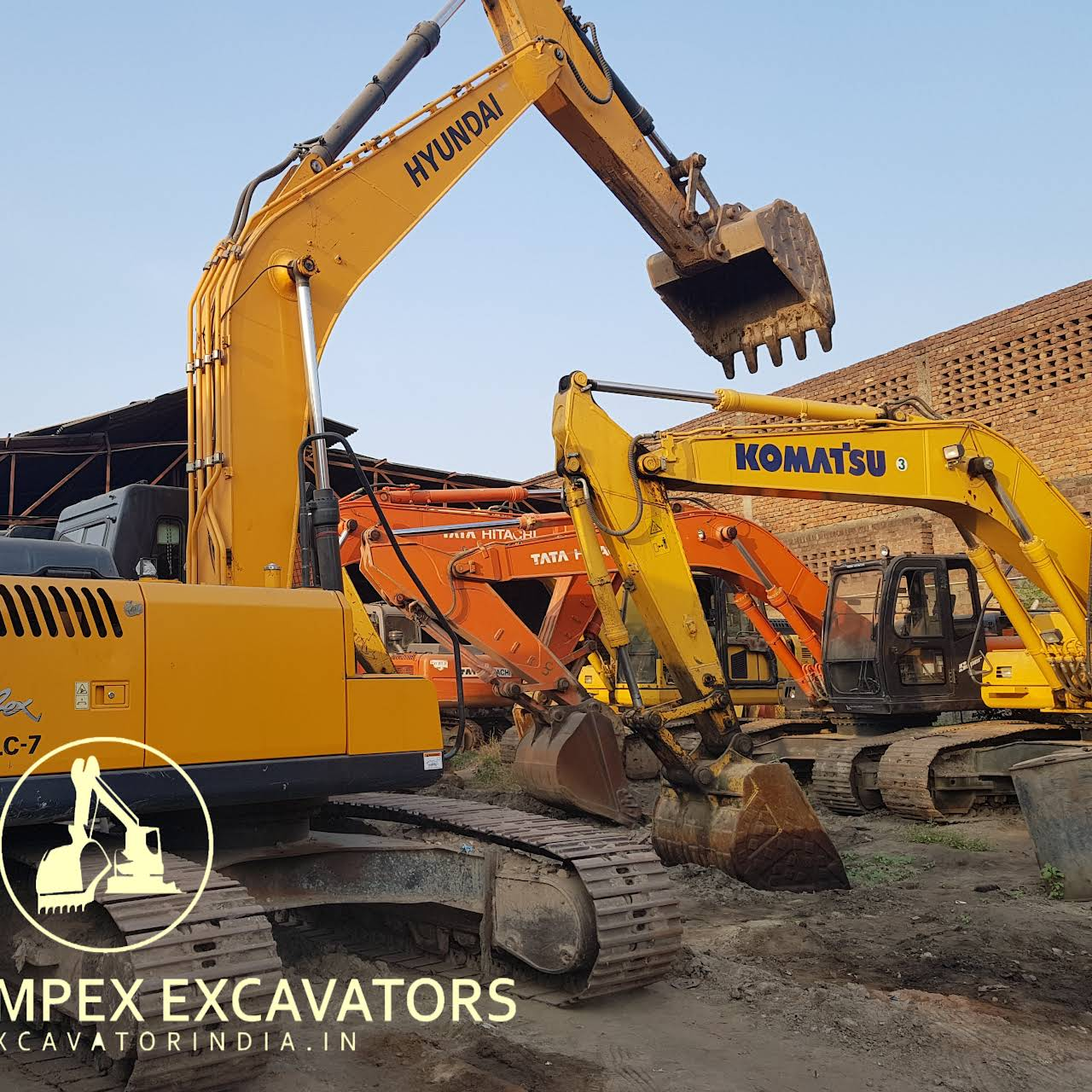 Salasar Impex - Construction Equipment Supplier in New Delhi