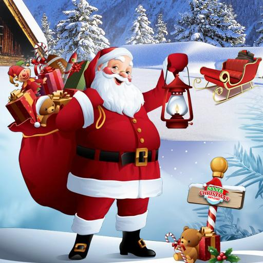 Santa Christmas Gift Delivery : Santa Claus Gifts (game)