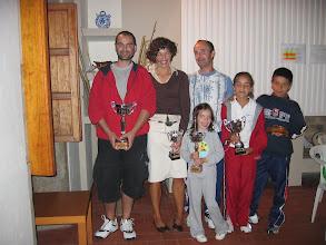 Photo: Campeones y finalistas, torneo 2006