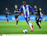 Dodi Lukebakio terug aan het voetballen geslagen, al voelt de aanvaller er zich nog onwennig bij