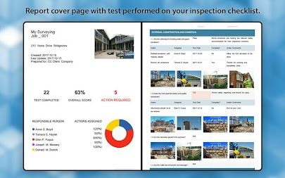 OnSite Checklist - Quality & Safety Inspector APK screenshot thumbnail 5