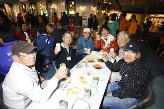 Photo: YBMで表彰パーティー