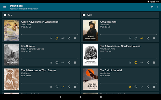 ReadEra u2013 free ebook reader  screenshots 10