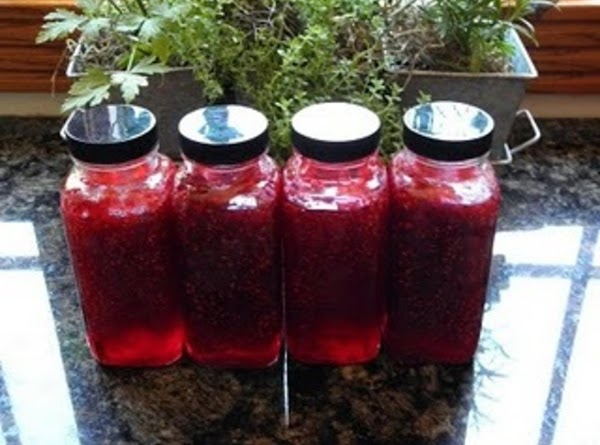 Raspberry Jam To Freeze Recipe