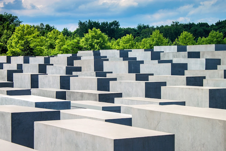 The Holocaust momorial in Berlin, Germany. Picture: 123RF/Matyas Rehak