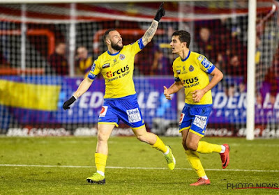 Floriano Vanzo out pour Waasland-Beveren