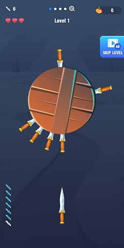Lucky Knife - Fun Knife Shooting apkdebit screenshots 3