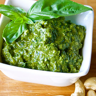 Basil Pesto Without Cheese Recipes