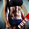 Flat Stomach Workout icon