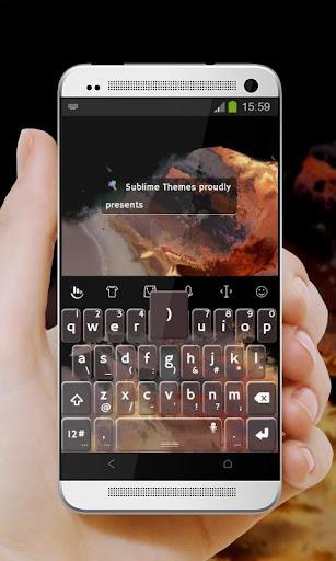 玩免費個人化APP|下載フェニックスの炎 TouchPal app不用錢|硬是要APP
