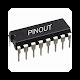 Electronic Component Pinouts Free (app)