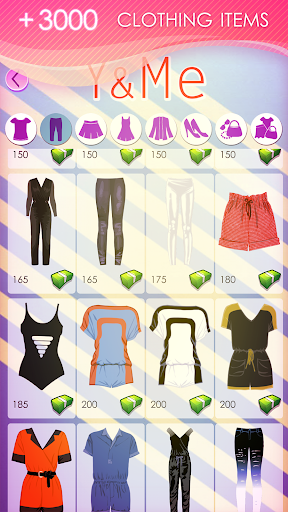 World of Fashion - Dress Up  captures d'écran 2