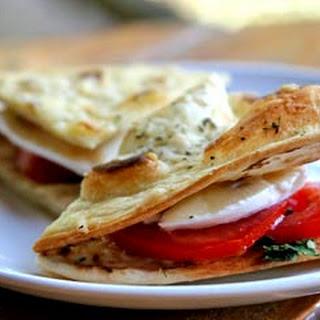 Caprese Mini Sandwiches