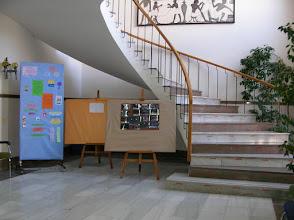 Photo: Accés la Sala d'Actes