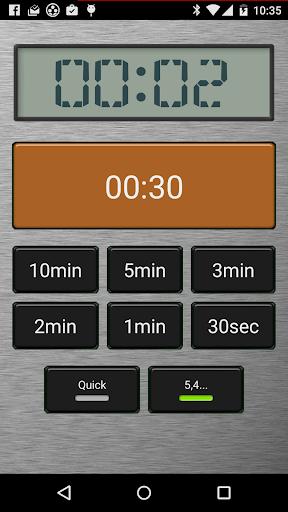 Talking Countdown Timer L  screenshots 2
