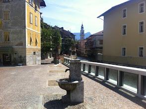 Photo: Borgo Valsugana - La piazza