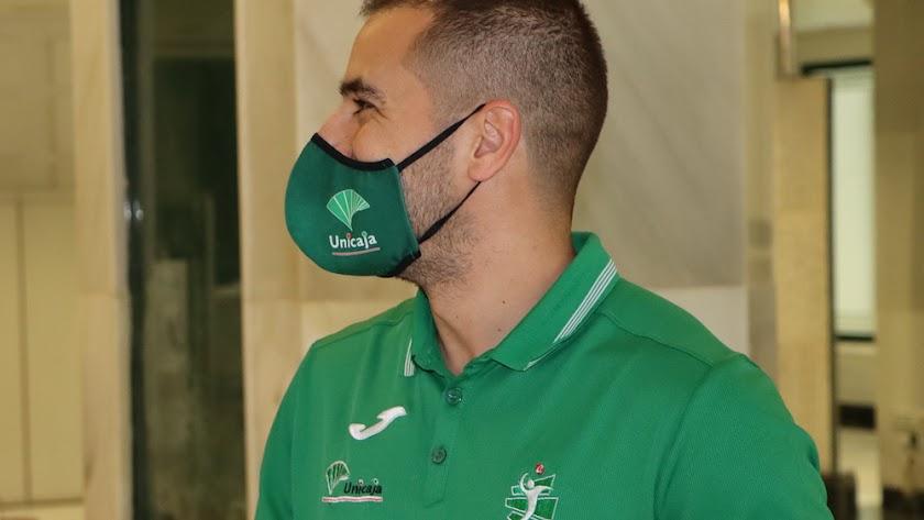 Jorge Soriano eleva su nivel: fisioterapeuta internacional.