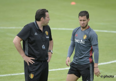 """Eden Hazard: """"Envie de faire un grand EURO"""""""