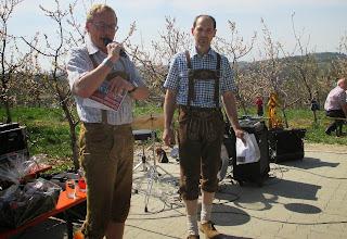 Photo: Paul Prattes und Josef (Sepp) Sonnleitner