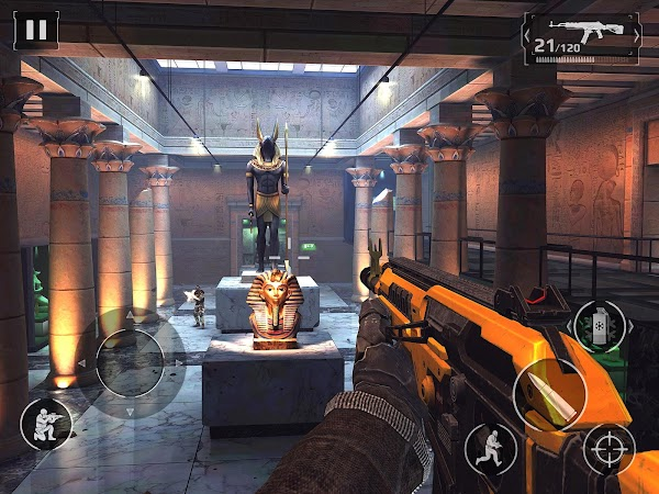 Modern Combat 5: eSports FPS v2.7.2a [God Mode]