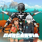 Gargantia on the Verdurous Planet - The Complete Series (Original Japanese Version)