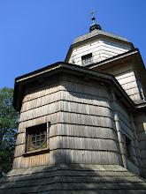 Photo: Korczmin. Najstarsza drewniana cerkiew na lubelszczyźnie z 1531 roku
