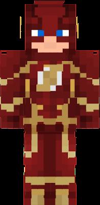 flash é o herói mais rápido do mundo