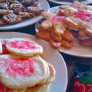 Zomppa's Lemon Sugar Cookies