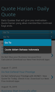 how to get mmc daily quote updated daily patch apk for android