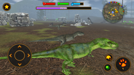 Clan of T-Rex screenshot 7
