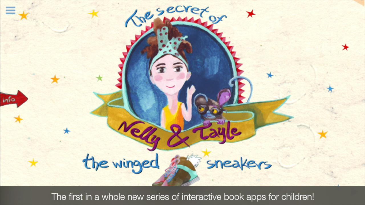 Nelly and Tayle: Book One- screenshot