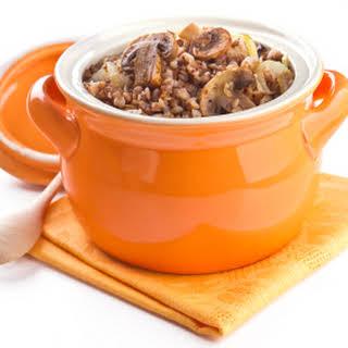 Buckwheat Groats Recipe (Kasza Gryczana).