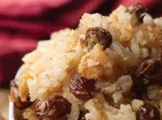 Old Fashioned Rice Pudding_image