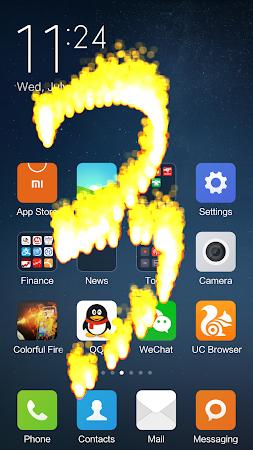 Fire Screen Prank 22.0 screenshot 633956