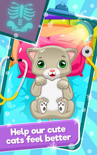 Little Cat Doctor:Pet Vet Game