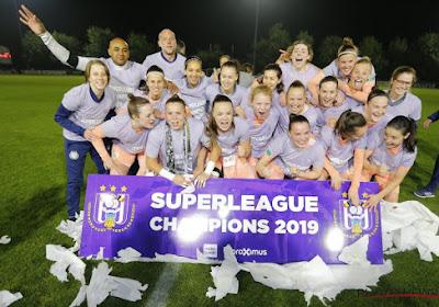 🎥 Herbeleef de tweede titel op rij van de vrouwenploeg van RSC Anderlecht