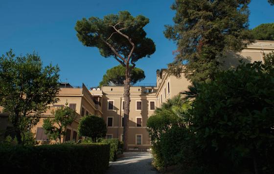 Checkin Villa Angelina, Roma