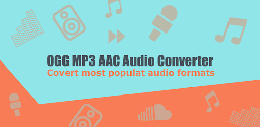 OGG MP3 AAC Audio Converter - Apps on Google Play