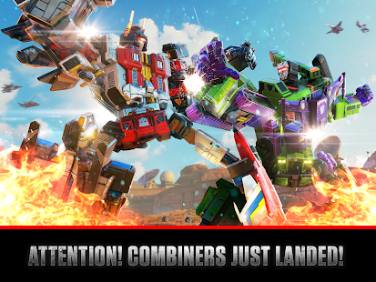TRANSFORMERS: Earth Wars- screenshot thumbnail