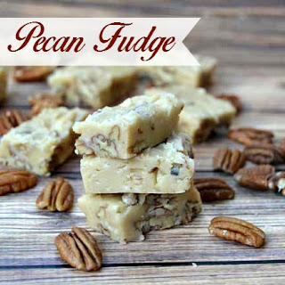 Butter Pecan Fudge