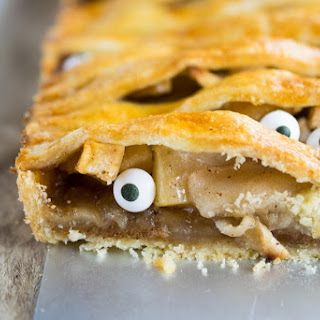 Mummified Apple Pie!