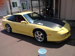 180SX RPS13のカスタム事例画像 新潟まっつ〜Class of Yellow-黄組さんの2020年05月31日11:05の投稿