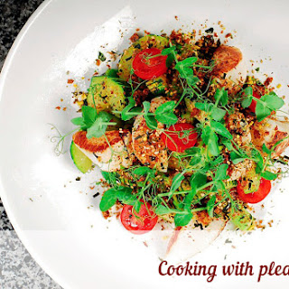 Salad «Masa-Barmak»