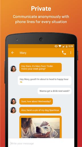 Burner - Free Phone Number Screenshot